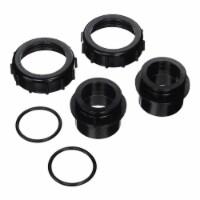 Pentair 270100 Pool/Spa Cartridge and D.E. Filter Valve Adaptor Replacement Kit - 1 Unit