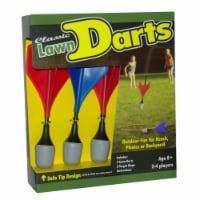 University Games UG-53911 Classic Lawn Darts Game