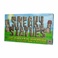 University Games Sneaky Statues of Easter Island Baord Game