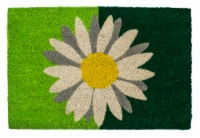 Entryways Daisy Welcome Doormat