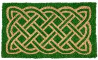 Entryways Coir Celtic Doormat