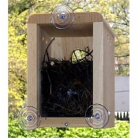 Coveside Window Nest Box Birdhouse - 1