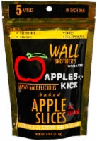 Wall Brother's Orchards Apples with a Kicke Baked Apple Slices Natural - 4 Oz