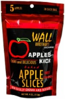 Wall Brother's Orchards Apples with a Kick Baked Apple Slices - Sweet Cinnamon - 4 Oz