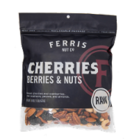 Ferris Raw Cherries Berries & Nuts Trail Mix