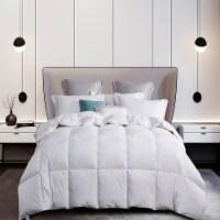 Martha Stewart Goose Down Comforter - White - King