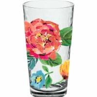 TarHong Garden Floral Jumbo Shatter Proof Drinkware