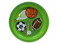TarHong Sports Rimmed Plate