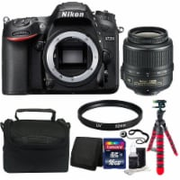 Nikon D7200 24.2mp Digital Slr Camera With 18-55mm Lens And Accessory Kit - 1