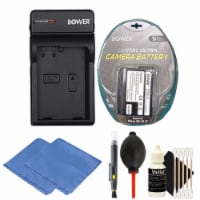 Replacement Battery For En-el15 Battery + Charger With Top Accessories