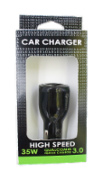 James Paul Products High Speed Car Charger