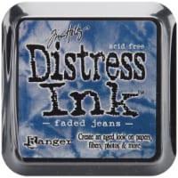 Tim Holtz Distress Ink Pad-Faded Jeans - 1
