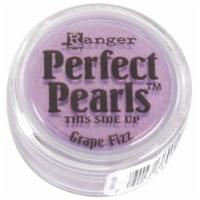 Ranger Perfect Pearls Pigment Powder .25oz-Grape Fizz - 1