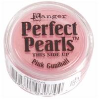 Ranger Perfect Pearls Pigment Powder .25oz-Pink Gumball - 1