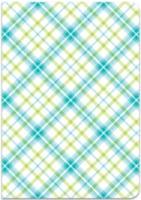 Lawn Fawn Mini Notebook 3.5 X5  2/Pkg-Perfectly Plaid Remix - 1