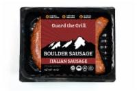Boulder Italian Sausage