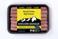 Boulder Sausage Breakfast Sausage Antibiotic Free