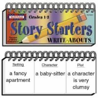 Write-Abouts, Grades 1-3, Story Starters - 1