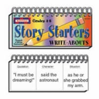 Story Starters Write-Abouts Booklet - 1