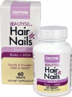 Jarrow Formulas  BeautySil™ Hair & Nails