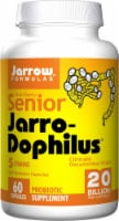 Jarrow Formulas  Senior Jarro-Dophilus Probiotic Supplement