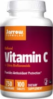 Jarrow Formulas Buffered Vitamin C plus Citrus Bioflavonoids