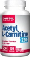 Jarrow Formulas Acetyl L-Carnitine 250 mg Capsules
