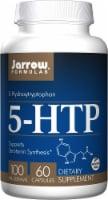 Jarrow Formulas 5-HTP 100mg Capsules 60 Count