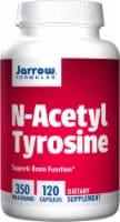 Jarrow Formulas N-Acetyl Tyrosine 350 mg Capsules