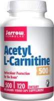Jarrow Formulas Acetyl L-Carnitine 500 mg Veggie Capsules