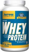 Jarrow Formulas  Whey Protein   Unflavored
