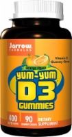 Jarrow Formulas Orange Yum-Yum D3 Gummies