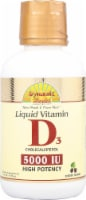 Dynamic Health Cherry Liquid Vitamin D3