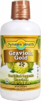 Dynamic Health  Organic Graviola Gold