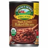 Walnut Acres Organic Maple & Onion Baked Beans - 15 oz