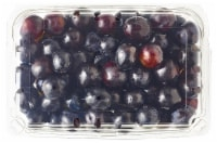 Black Seedless Clamshell Grapes