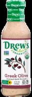 Drew's Organics Greek Olive Dressing