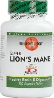 Mushroom Wisdom  Super Lion's Mane