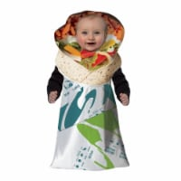 Morris Costumes GC3573 Taco Bell Burrito Baby Bunting Costume, 3-9 Months