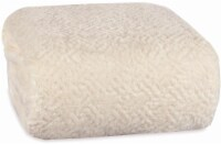 Better Living Shimmersoft Ultrasonic Blanket - Cream