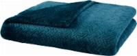 Berkshire Blanket Soft Shimmer Micropllush Blanket - Deep Atlantic