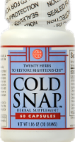 Oriental Herb Company Cold Snap Herbal Supplement Capsules - 60 ct