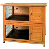 Premium Plus Double Decker Rabbit Hutch