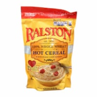 Ralston Foods 100 Percent Wheat Hot Cereal - 12 ct / 20 oz