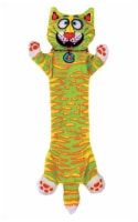Fat Cat Multicolored Assorted Styles Canvas Dog Tug Toy Medium 1 - Case Of: 1;