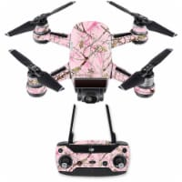 MightySkins DJSPCMB-Conceal Pink Skin Decal for DJI Spark Mini Drone Combo Sticker - Conceal - 1