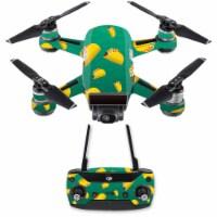 MightySkins DJSPCMB-Tacos Skin Decal Wrap for DJI Spark Mini Drone Combo Sticker - Tacos - 1