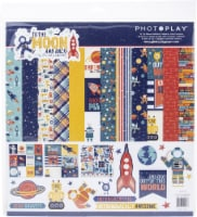 PhotoPlay Collection Pack 12 X12 -To The Moon And Back - 1