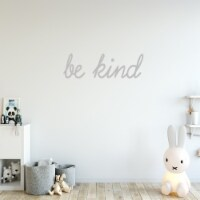 VWAQ Be Kind Wall Decal Inspirational Be Kind Quotes - 1