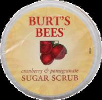 Burt's Bees Cranberry & Pomegranate Sugar Scrub - 8 Oz